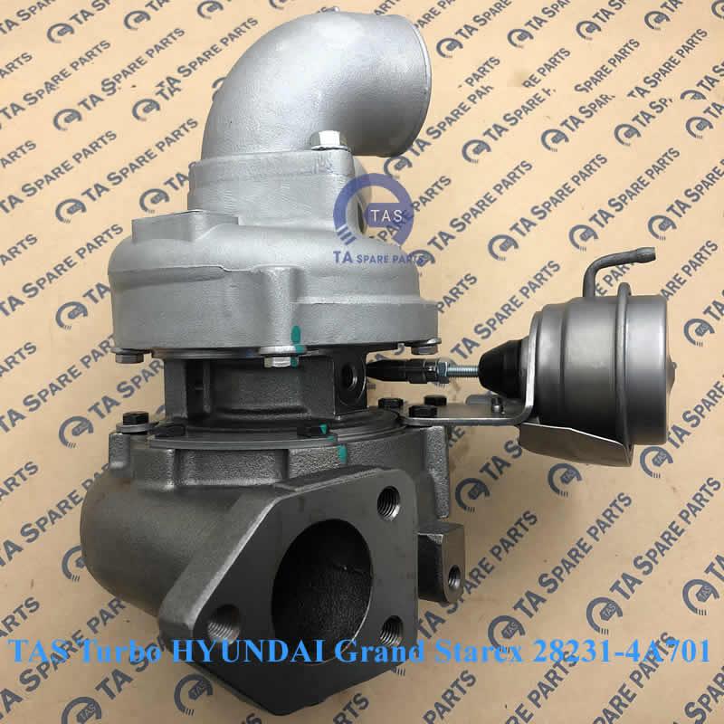 TAS Turbo tăng áp Hyundai Grand Starex 28231-4A701