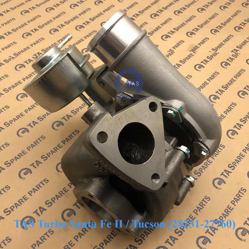 TAS Turbo tăng áp Hyundai Santa Fe II / Tucson (28231-27760)