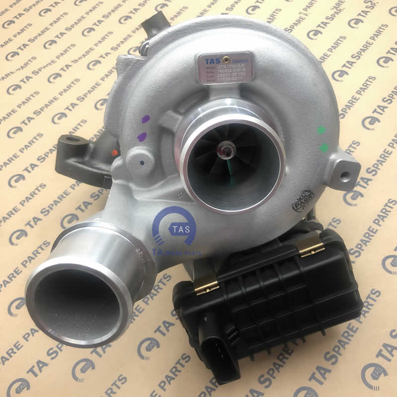 TAS Turbo tăng áp GTB1752VLK / 28231 - 2F100
