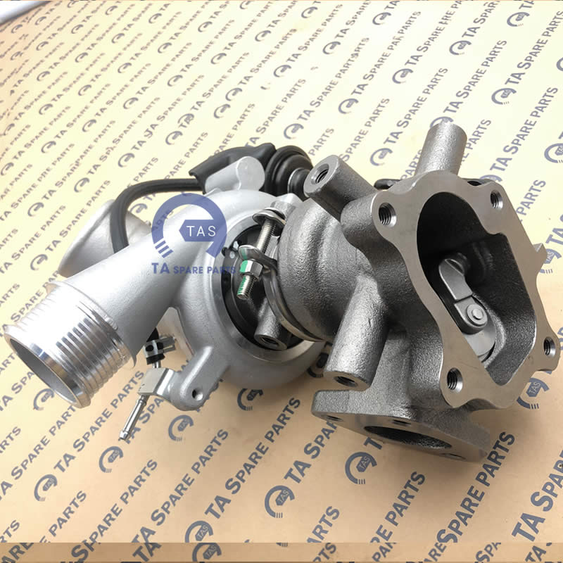 Turbo may cong trinh TD03L4 10TK3 28231 4A850