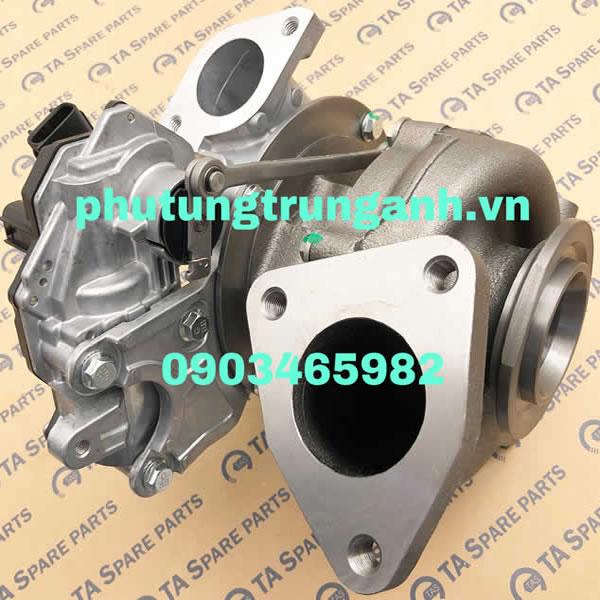 Turbo tăng áp Toyota Hilux / Innova / Fortuner / CT16V