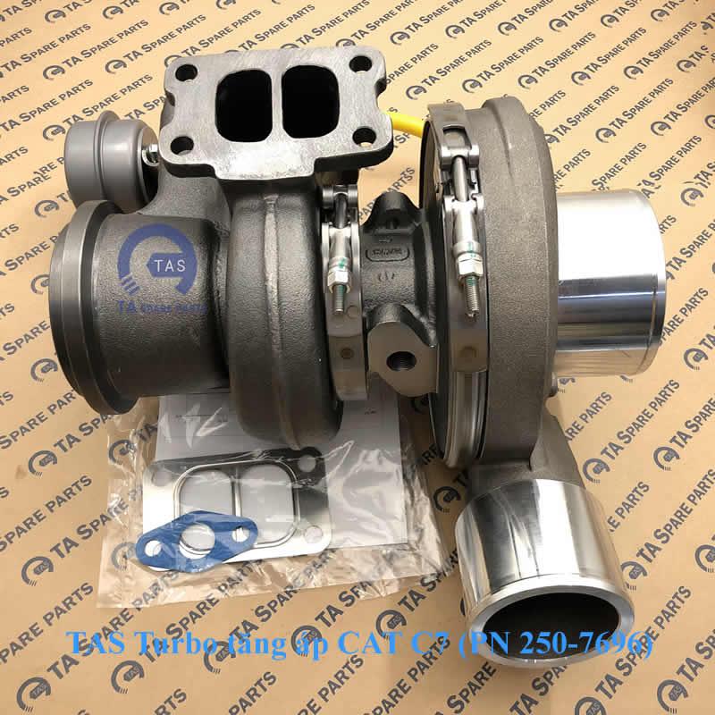 TAS Turbo tăng áp CAT C7 (PN 250-7696)