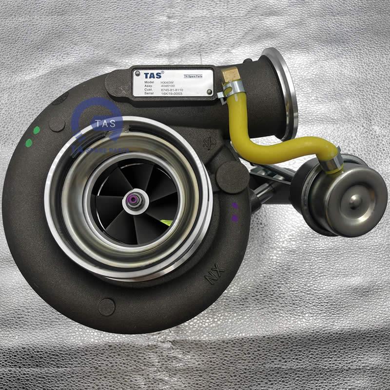 Turbo PC300 8 SA6D114 HX40W (4051033 4048335)