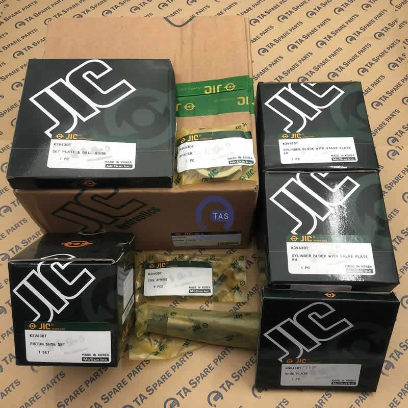 Bộ ruột bơm K3V63DT-TM / JIC