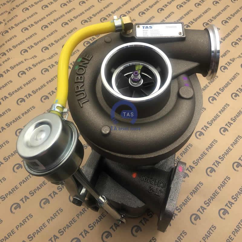 TAS Turbo tăng áp HX30W / 4D102 le gió / 4040382 - PN