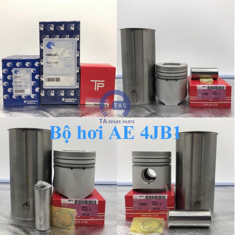 Sản phẩm Bộ hơi AE chất lượng cao với giá đại lý