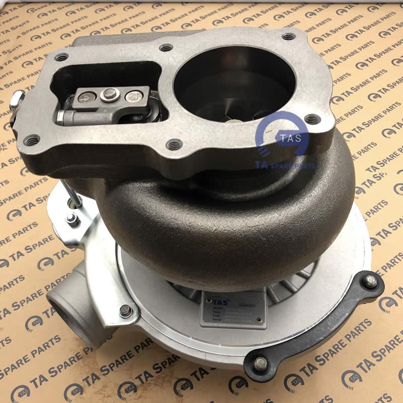 Turbo Water Cooling J08C TI HINO 6HK1 nuoc GT3576