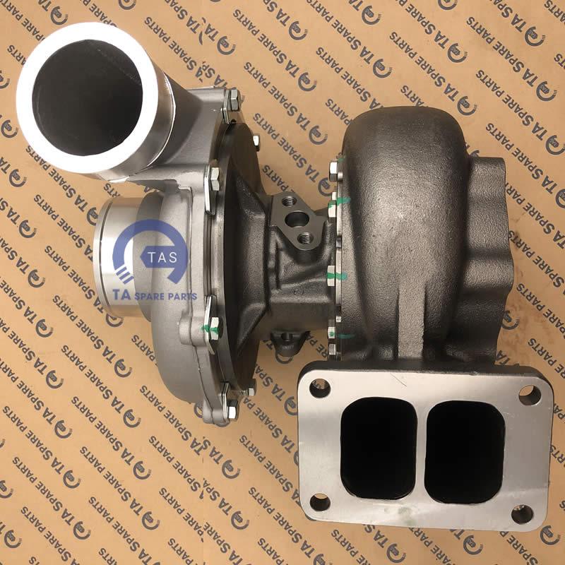 Turbo may cong trinh 6WG1 RHC9