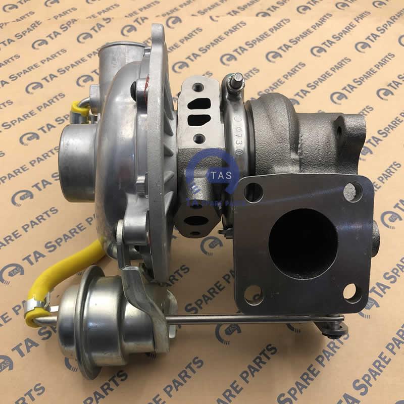 TAS Turbo tăng áp 4JB1 / 4JA1L / 27001J / RHF5 (ISUZU - Water / 1118010 - 44)