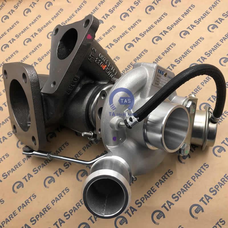 TAS Turbo tăng áp Ford Transit 2.4TDCi / 6C1Q-6K682