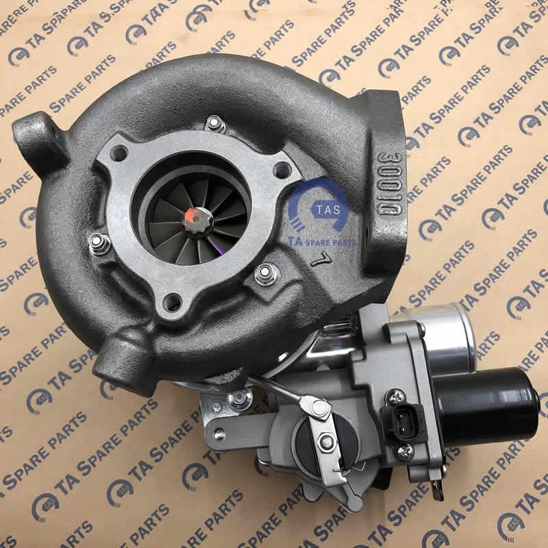 TAS Turbo tăng áp Toyota CT16V / 17201-0L040
