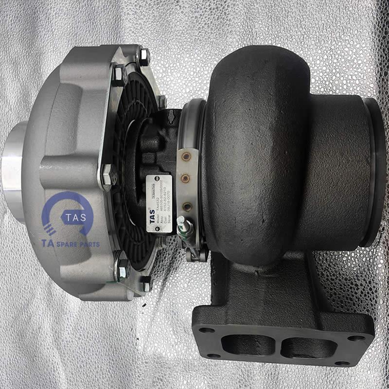 Turbo PC400 450 6 6D125 TA4532 (615281 8310 465105 0002)
